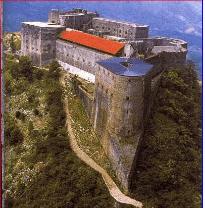 La citadelle (Haiti)